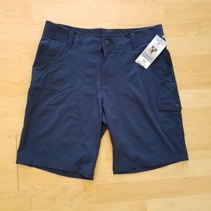 Lee Riders Shorts On the Go Easy Stretch 14m